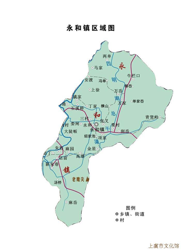 上虞市区地图高清版
